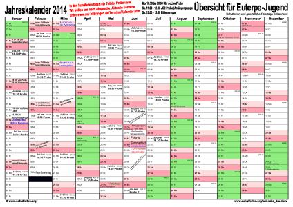 Jugendkalender-2014
